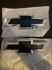 Chevy 1500 Silverado Bowtie Front/Rear Grille Tailgate Emblem OEM GM AUTHENTIC