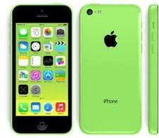 Apple iPhone 5c 8GB Sim Free Smartphone - Green