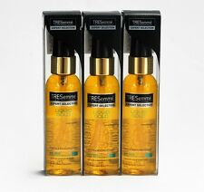 3 X TRESemme Liquid Gold Argan Oil Infused Perfecting Hair Treatment 75ml