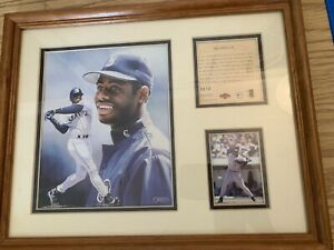 Ken Griffey Jr. Seattle Mariners Plaque #9812