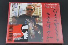 Graham Parker – Live Alone Discovering Japan (CD) (4793357) (Neu+OVP)