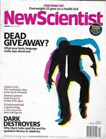 New Scientist Magazine Body Language Black Holes Fighting Fat Human Brain 2013
