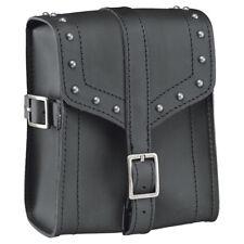 Held Sissy bar Bag 4878 S Tool Bag Leather Bag Toolroll