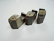 1-14 Ns Thread High Speed Steel Pipe Chaser set of 3 pcs