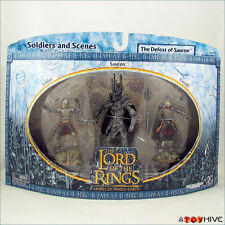 LOTR AOME The Defeat of Sauron soldiers and scenes set
