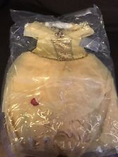Disney Store Belle Dress Up Costume Age 3 Years BNWT
