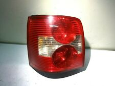 VW PASSAT 3BG 00-05 PASSENGER SIDE REAR LEFT OUTER TAIL LIGHT LAMP  3B9945095