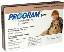 Program¹200 chien anti puce controle treatment 7 a 20 kg 6 comprimés PROMO