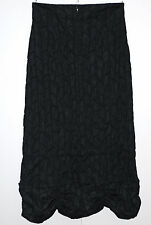 Jupe noire LA FEE MARABOUTEE Taille 38-40 FR Bon état