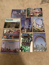 Geauga lake amusement park Postcards