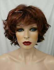 Sexy Lexy Wig ..Shake 'N Go Style!  Color 33/130 .. Top Quality at a Low Price!*