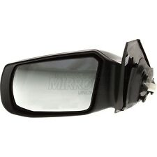 Fits Altima 08-13 Driver Side Mirror Replacement - 2.5L Coupe - Non Folding