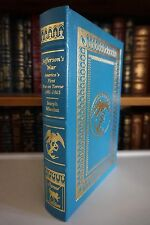 THOMAS JEFFERSON'S WAR ON TERROR Gryphon Leather SIGNED