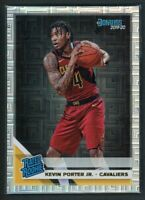 2019-20 KEVIN PORTER JR PANINI DONRUSS RATED ROOKIE RC #228 INFINITE