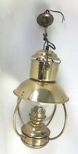 LAMPE DHR MADE IN HOLLAND BOAT SEA VINTAGE REELECTRIFIE