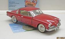 Franklin Mint: Studebaker Starliner 1953