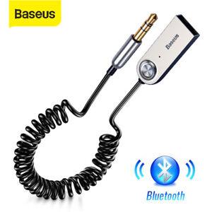 Baseus USB Bluetooth Adapter Dongles 5.0 Transmitter Empfänger 3.5mm Aux Audio