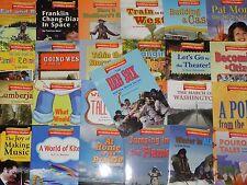 Houghton Mifflin Vocabulary Readers 4th Grade Level 4 Full Set 25 Books