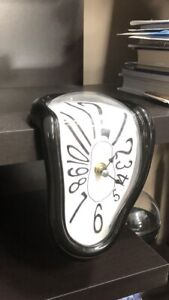 Salvator Dali Melting Clock