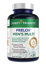 Purity Products Prelox Men's Multi 90 Tab Male Performance Stamina Prostate