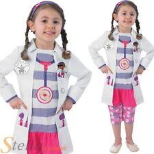 FILLES DOCTEUR LA PELUCHE DISNEY SEMAINE DU LIVRE Déguisement Costume enfant