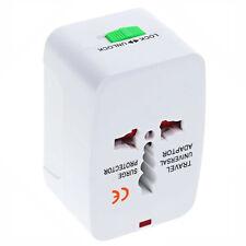 Mundo Universal Todo en Uno De Viajes Adaptador Convertidor de alimentación de CA para nosotros AU EU UK Plug