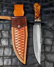 MEDIEVAL HAND FORGED STEEL HUNTING KNIFE MD-KN007763AVH55