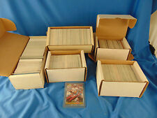 1993 lot of sports cards Football baseball basketball skybox wild NFL MLB NBA