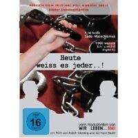 HEUTE WEIß ES JEDER - SM HEIßT SADO MASOCHISMUS  DVD NEU