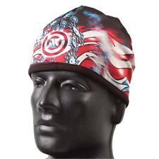 Cooler Beanie im USA Design Haube Amerika Skihaube Mental Gear Skihaube Beenie