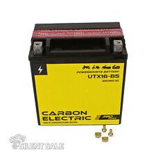 AGM Batterie YTX16-BS 14Ah 12V YTX16-4 für Suzuki Kawasaki
