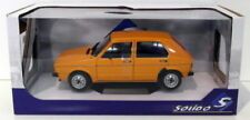 Voitures, camions et fourgons miniatures orange Solido 1:18