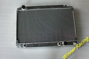 Radiator For Mercedes-Benz R107 350/380/450 SL; C107 380/450 SL Coupe 1972-1981