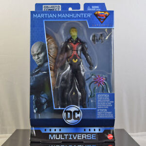 DC Multiverse Martian Manhunter - Clayface BAF