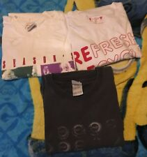 COCA COLA  XX LARGE  T SHIRT SET OF THREE DIFFERENT SHIRTS 1 PRICE GENTLY USED