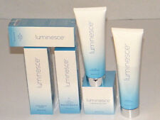 Luminesce Jeunesse Lot Cleanser Serum Moisturizer Masque Body Renewal Night Rep