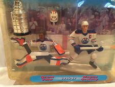 1999 NHL Starting Lineup Classic Doubles Grant Fuhr & Wayne Gretzky  Edmonton