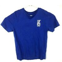 Florida Gators Men's T Shirt XL Cotton Blue Short Sleeve Shirt