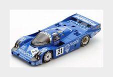 Porsche 956 #21 3Rd Le Mans 1983 M.Andretti M.Andretti Alliot SPARK 1:43 S5505