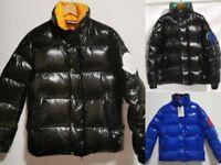 2019 Hot Winter Warm 90% Duck Down Mens Sports Thicken Jacket Coat Puffer Parkas