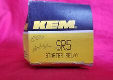 Starter Relay KEM SR5