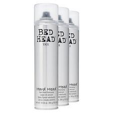 TIGI Bed Head HARD HEAD Hard Hold Hairspray Haarspray starker Halt 3x 385 ml