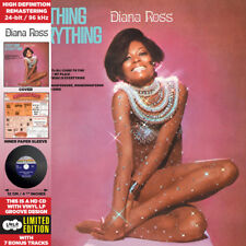 Diana Ross - Everything Is Everything [New CD]