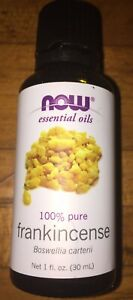 """Frankincense Natural Healing """"Now""""  Essential Oil"""