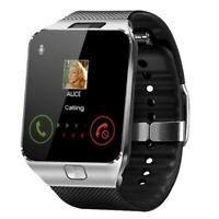 Bluetooth Smart Watch Compatible With Android & iOS with Camera and SIM Slot