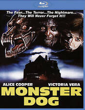 MONSTER DOG BLU-RAY - SINGLE DISC EDITION - NEW UNOPENED - ALICE COOPER