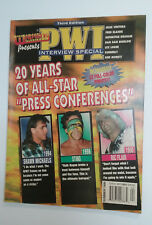 Pro Wrestling Illustrated Interview Special Third Edition * WWE NWA AWA WWF WCW
