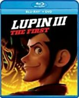 Lupin III: The First [New Blu-ray] With DVD, 2 Pack