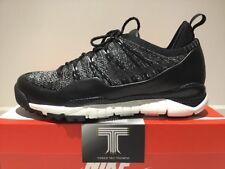 """Nike Lupinek Flyknit Low """"Oreo"""" ~ 882685 100 ~ Uk Size 9.5"""