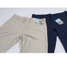 Pantaloni da donna in cotone chino